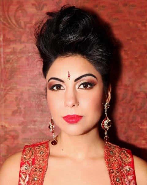 Editorial Makeup Gallery - Amanda Maria Makeup
