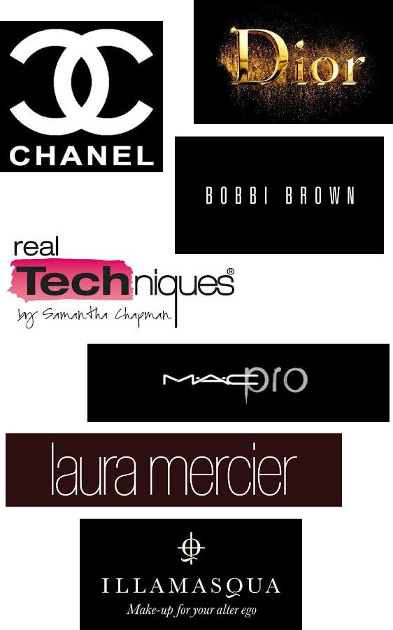 My Makeup brands