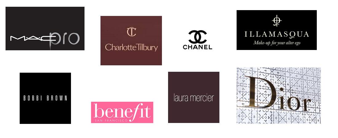 My Makeup brands